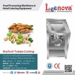 Leenova Dry Fruit Cutting Machine