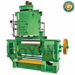 Castor Seed Oil Crushing Machine