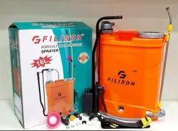 2 In1 Battery Powered Knapsack Sprayer