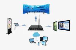 7 Os Usb Wifi Digital Signage Media Player, Model Name/Number: Ds 2406