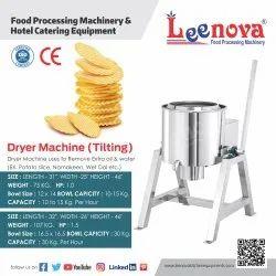 Leenova Tilting Dryer Machine