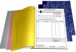 Paper Challan Book Printing Services, in Maharashtra