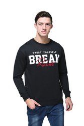 Harbornbay  Full Sleeve Graphic Print Men Sweatshirt