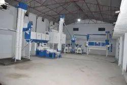 Industrial  Atta chakki Plant