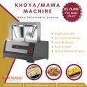100 L Khoya Making Machine