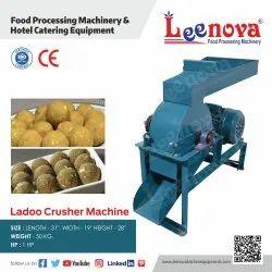 Leenova Laddu Crusher Machine