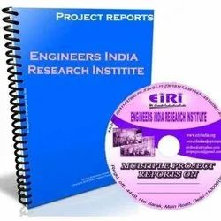Detailed Project Report on Indian Sweets