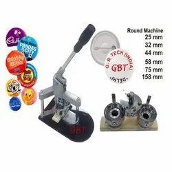 Button Badge Making Machine 75mm (Round)