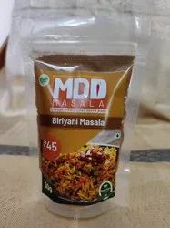 MDD Biryani Masala, Packaging Size: 50 g, Packaging Type: Pouch