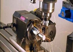 CNC Turning Machine Job Work