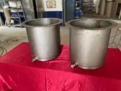 Titanium Tank For Gold Refinery