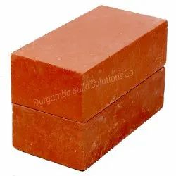 Exposed Solid Clay Block