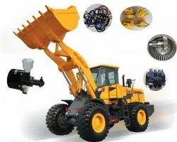 Wheel Loader Spare Parts