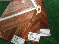 Brown 1.3mm PVC Flooring Plank