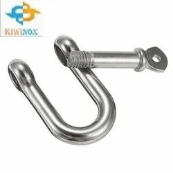 8mm Ss D Shackle Chain Fitting