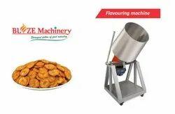 Banana Chips Flavouring Machine