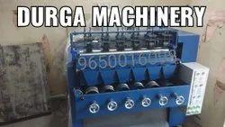 6 Ball Combined Scrubber Making Machine 6 Head