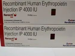 Renocrit 4000 Injection