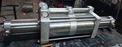 High Pressure Gas Compressor