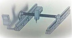 G-MAK CNC Plasma Profile Cutting Machine