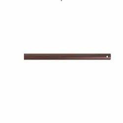 Brown Mild Steel 30feet Heavy Ceiling Fan Downrod, Size: 30ft