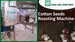 Cotton Seeds Roasting Machine