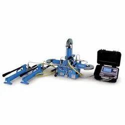 Rock Shear Box Apparatus