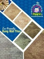 Cow Dung Wall Tiles