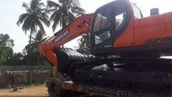 Doosan Excavator Spare Parts