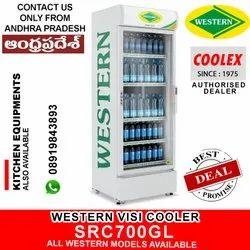 Western Visi Cool Drinks Fridge Chiller SRC700GL