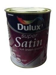 Dulux Super Satin Soft Sheen Enamel Paint, 4 Litre
