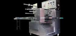Steel Scubber Packing Machine Flow Wrap
