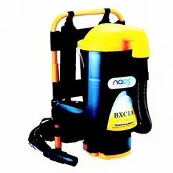Backpack Vacuum Cleaner Powered By Double Stage Italian Motor