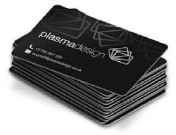 PVC Basic Glossy / Matt Visiting Card