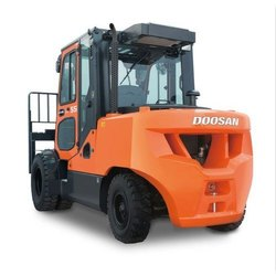 Doosan Diesel Forklift Truck