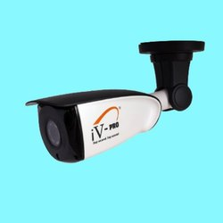 3 MP IP POE Varifocal & Motorized Number Plate Camera - iV-CA6W-VFM22-iP3-POE