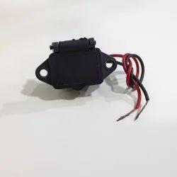Agricultural Sprayer Charging Socket