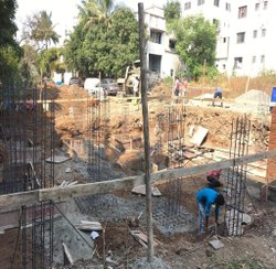 Commercial Building Construction Work, in Pune