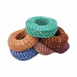 PVC Twin Twisted Wire