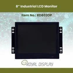 8 inch Industrial LCD Monitors (RD802OP)