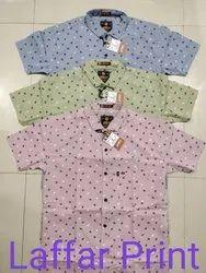 Men Formal Fancy Cotton Shirt