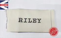 Clothing label maker
