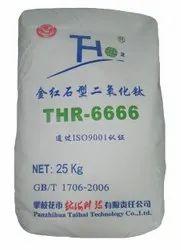 Titanium Dioxide THR 6666 (TAIHAI)