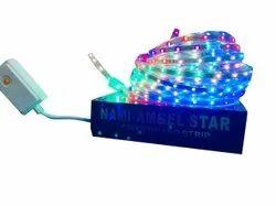 Colour Changing Multicolor SMD LED Strip Light, For Decoration, Length: 15 M