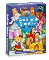 Bedtime Stories Box Set Collection of World Famous Fairy Tales