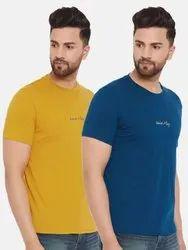 Harbornbay Men Pack Of 2 T- Shirts