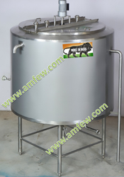 BMC Bulk Milk Cooler