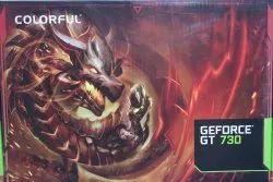 GeForce GT 730 2GB GDDR5 Low Profile Graphics Card
