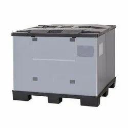 used iplast pallet box