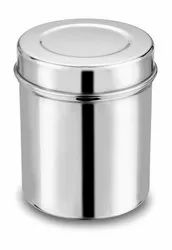 Ubha Dabba Stainless Steel Canisters